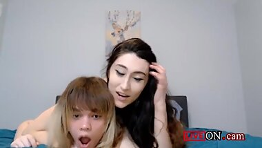 Young Shemale Couple Fucking Hard On Live Webcam shemale on shemale action
